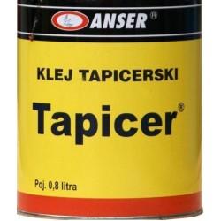 Klej tapicerski TAPICER 0,8l
